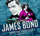 James Bond: Spectre: The Complete Comic Strip Collection Cover Image