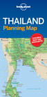 Lonely Planet Thailand Planning Map (Planning Maps) Cover Image