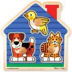 House Pets Jumbo Knob Cover Image