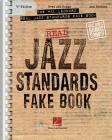The Hal Leonard Real Jazz Standards Fake Book: C Edition Cover Image