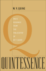 Quintessence: Basic Readings from the Philosophy of W. V. Quine Cover Image