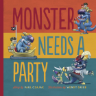 Monster Needs a Party (Monster & Me) Cover Image