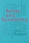 Sense and Sensibility (Word Cloud Classics) Cover Image