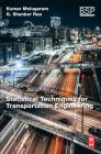 Statistical Techniques for Transportation Engineering Cover Image