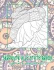 Serpente allo stato brado - Libro da colorare per adulti Cover Image