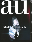 A+u 600 Mad Architects Dreamscape 20:09 Cover Image
