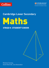 Collins Cambridge Checkpoint Maths – Cambridge Checkpoint Maths Student Book Stage 9 Cover Image