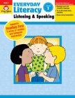Everyday Lit Listen & Speak, G 1 T.E. (Everyday Literacy Listening and Speaking) Cover Image