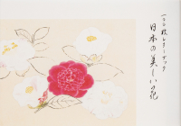 100 Papers with Japanese Seasonal Flowers Cover Image