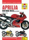 Aprilia RSV 1000 Mille (inc. RSV-R) '98 to '03 (Haynes Service & Repair Manual) Cover Image