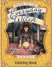 Tarot Coloring Book Cover Image