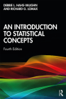 An Introduction to Statistical Concepts Cover Image
