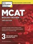 MCAT Biology Review, 2nd Edition  (Graduate School Test Preparation) Cover Image