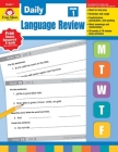 Daily Language Review Grade 1 Cover Image