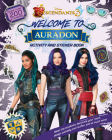 Welcome to Auradon: A Descendants 3 Sticker and Activity Book Cover Image