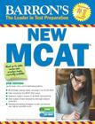 Barron's New MCAT with CD-ROM Cover Image