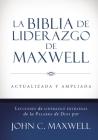 La Biblia de Liderazgo de Maxwell Rvr60- Tamano Manual Cover Image