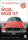 MGB & MGB GT (The Essential Buyer's Guide) Cover Image