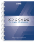 ICD-10-CM 2022 the Complete Official Codebook with Guidelines Cover Image