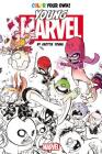Color Your Own Young Marvel by Skottie Young Cover Image