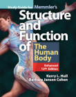 Study Guide for Memmler's Structure & Function of the Human Body, Enhanced Edition Cover Image