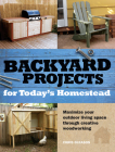 Backyard Projects for Today's Homestead Cover Image