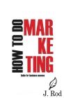 How to do marketing Cover Image