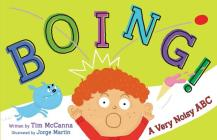 Boing!: A Very Noisy ABC Cover Image