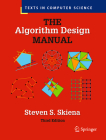 The Algorithm Design Manual (Texts in Computer Science) Cover Image