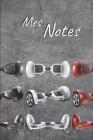 Mes Notes: Carnet de Notes Hoverboard - Format 15,24 x 22.86 cm, 100 Pages - Tendance et Original - Pratique pour noter des Idées Cover Image