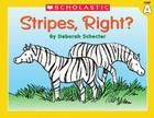 Little Leveled Readers: Level A - Stripes, Right?: Just the Right Level to Help Young Readers Soar! Cover Image