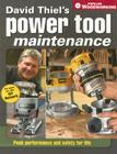 David Thiel's Power Tool Maintenance Cover Image