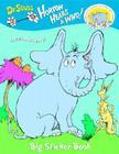 Horton Hears a Who Big Sticker Book Cover Image