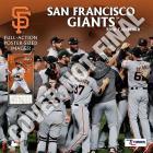 San Francisco Giants 2019 12x12 Team Wall Calendar Cover Image