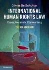 International Human Rights Law: Cases, Materials, Commentary Cover Image