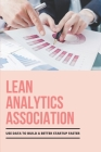 Lean Analytics Association: Use Data To Build A Better Startup Faster: Tracking Plan Template Cover Image
