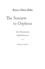 The Sonnets to Orpheus Cover Image