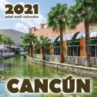 Cancún 2021 Mini Wall Calendar Cover Image
