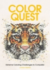 Color Quest: Extreme Coloring Challenges to Complete Cover Image