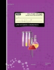 Lab Notebook: Laboratory Record Graph Note Book Diary 8.5 x 11 Inch, 120 Pages: Primary record of research, hypotheses, experiments Cover Image