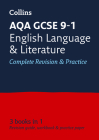 Collins GCSE Revision and Practice - New 2015 Curriculum Edition — AQA GCSE English Language and English Literature: All-In-One Revision and Practice Cover Image