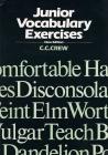 Junior Vocabulary Exercises Cover Image
