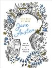 She Said It Best: Jane Austen: Wit & Wisdom to Color & Display Cover Image