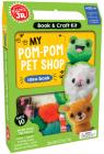 My Pom-POM Pet Shop (Klutz Jr.) Cover Image