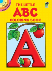 The Little ABC Coloring Book (Dover Little Activity Books) Cover Image