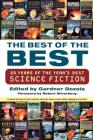 The Best of the Best: 20 Years of the Year's Best Science Fiction Cover Image