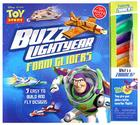 Buzz Lightyear Foam Gliders (Disney Pixar Toy Story): Simple-To-Build Gliders Let You Soar with Toy Story Favorites Cover Image