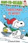 Christmas Is Here! (Peanuts) Cover Image