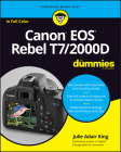Canon EOS Rebel T7/2000d for Dummies Cover Image