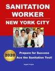 Sanitation Worker Exam 2020 New York City Cover Image